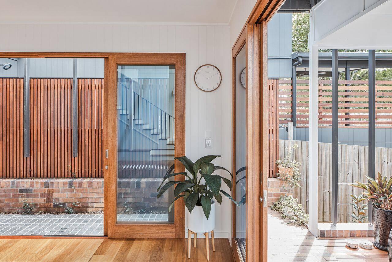 Timber Sliding Doors - Brisbane Timber Doors & Windows on